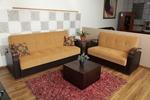 תמונה של מערכות ישיבה: ספה נפתחת למיטה דגם נטורה