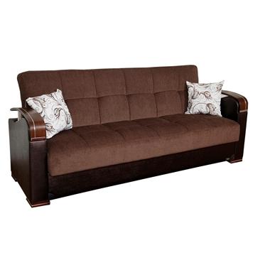 מערכות ישיבה: ספה נפתחת למיטה דגם נטורה