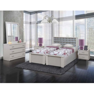 חדרי שינה: חדר שינה הפרדה יהודית ראש אחיד דגם יהודה