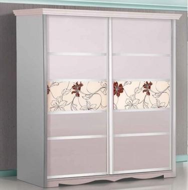 ארונות הזזה: ארון הזזה 2 דלתות דגם אביגיל