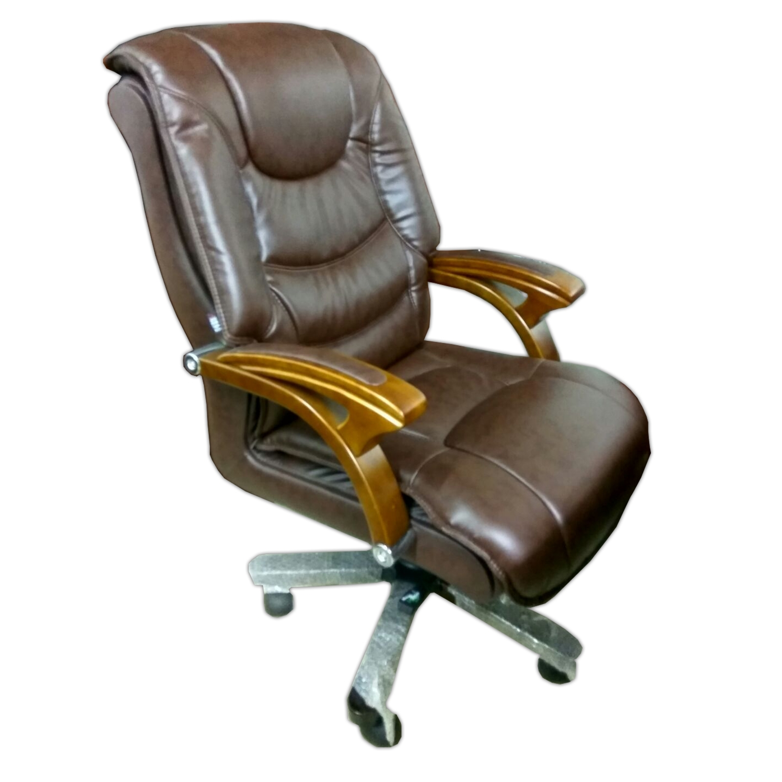 אולטרה מידי פניקה רהיטים. כסאות: כסא מנהלים מפואר דגם שובל HB-15