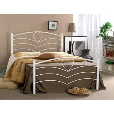 תמונה של מיטות:מיטה זוגית דגם  יסמין