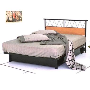 תמונה של מיטות: מיטה זוגית דגם כרמית