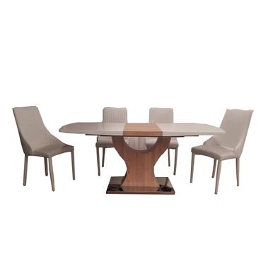 תמונה של פינות אוכל:שולחן נפתח דגם שלומי