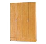 תמונה של ארונות בגדים: ארון 4 דלתות דגם רונית MDF