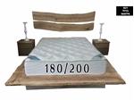 תמונה של מזרנים: מזרן יוקרתי וייחודי דגם ברזיל  180/200 מבית פניקה עולם השינה