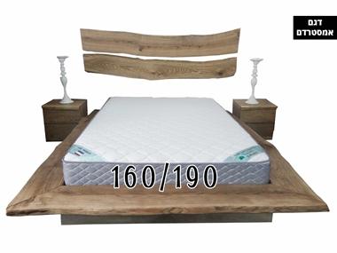 מזרנים:מזרן יוקרתי דגם אמסטרדם פילוטופ 160/190 מבית פניקה עולם השינה
