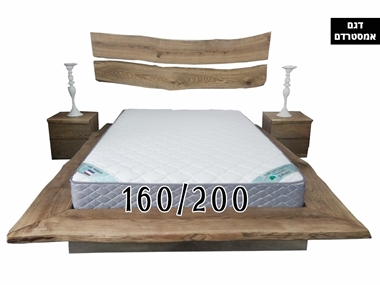 מזרנים:מזרן יוקרתי דגם אמסטרדם פילוטופ 160/200 מבית פניקה עולם השינה
