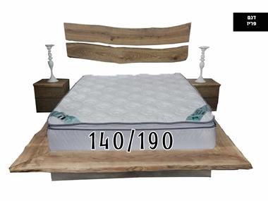 מזרנים: מזרן איכותי, דגם פריז 140/190 מבית פניקה עולם השינה