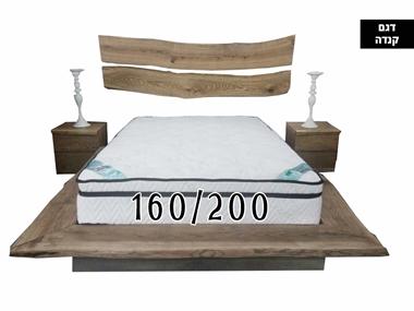 מזרנים: מזרן איכותי, דגם קנדה 160/200 מבית פניקה עולם השינה