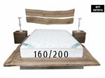 תמונה של מזרנים: מזרן איכותי, דגם ברצלונה  160/200 מבית פניקה עולם השינה