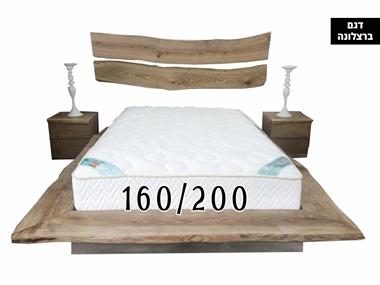 מזרנים: מזרן איכותי, דגם ברצלונה  160/200 מבית פניקה עולם השינה