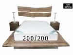 תמונה של מזרנים: מזרן איכותי, דגם ברצלונה  200/200 מבית פניקה עולם השינה