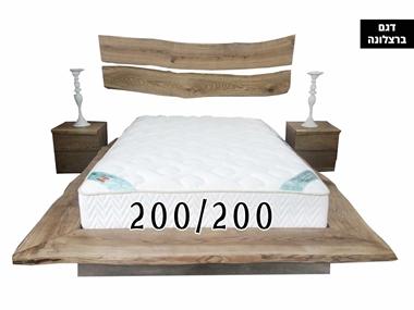 מזרנים: מזרן איכותי, דגם ברצלונה  200/200 מבית פניקה עולם השינה