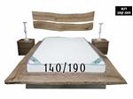 תמונה של מזרנים: מזרן איכותי, דגם הונג קונג 140/190 מבית פניקה עולם השינה