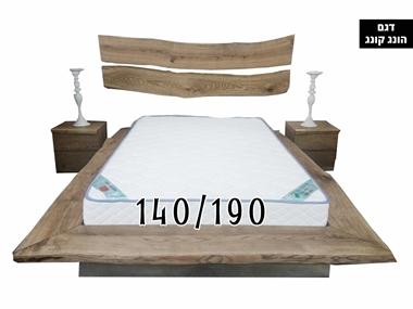 מזרנים: מזרן איכותי, דגם הונג קונג 140/190 מבית פניקה עולם השינה