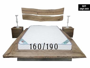 מזרנים: מזרן איכותי, דגם הונג קונג 160/190 מבית פניקה עולם השינה