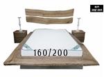 תמונה של מזרנים: מזרן איכותי, דגם הונג קונג 160/200 מבית פניקה עולם השינה