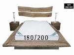 תמונה של מזרנים: מזרן איכותי, דגם הונג קונג 180/200 מבית פניקה עולם השינה