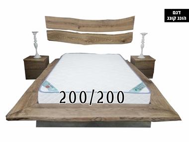 מזרנים: מזרן איכותי, דגם הונג קונג 200/200 מבית פניקה עולם השינה