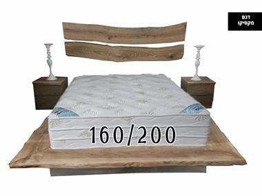 מזרנים: מזרן זוגי יוקרתי וייחודי דגם מקסיקו  160/200 מבית פניקה עולם השינה