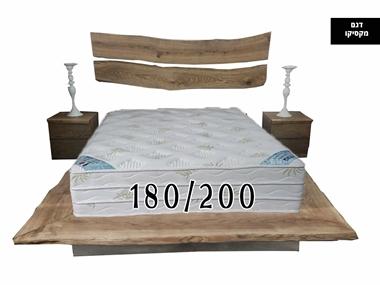 מזרנים: מזרן זוגי יוקרתי וייחודי דגם מקסיקו  180/200 מבית פניקה עולם השינה