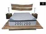 תמונה של מזרנים: מזרן זוגי  יוקרתי וייחודי דגם זנזיבר 200/200 מבית פניקה עולם השינה