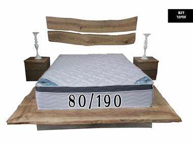 מזרנים: מזרן זוגי  יוקרתי וייחודי דגם זנזיבר 80/190 מבית פניקה עולם השינה
