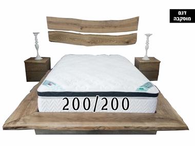 מזרנים: מזרן איכותי, דגם מוסקבה 200/200 מבית פניקה עולם השינה