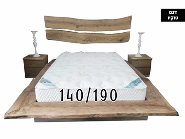 מזרנים: מזרן איכותי, דגם טוקיו  140/190 מבית פניקה עולם השינה