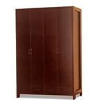 תמונה של ארונות בגדים: ארון 4 דלתות במחיר משתלם דגם ורד סנדוויץ'