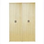 תמונה של ארונות בגדים: ארון 4 דלתות במחיר משתלם דגם נעמה