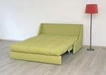 תמונה של מערכות ישיבה: ספה נפתחת למיטה דגם טורין