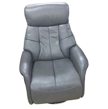 תמונה של כורסאות: כורסאת דמוי עור מעוצבת דגם ריקי