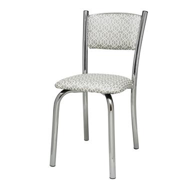 כסאות: כסא מתכת דגם  ברנדון