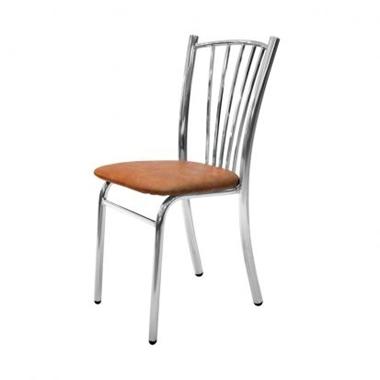 כסאות: כסא מתכת לפינת אוכל דגם  רונית