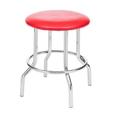 כסאות: שרפרף מתכת דגם גיא