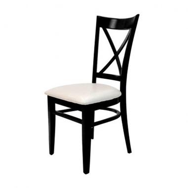 כסאות: כסא עץ לפינת אוכל דגם איילה