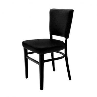 כסאות: כסא עץ לפינת אוכל דגם סשה