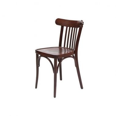 כסאות: כסא עץ לפינת אוכל דגם יבנה