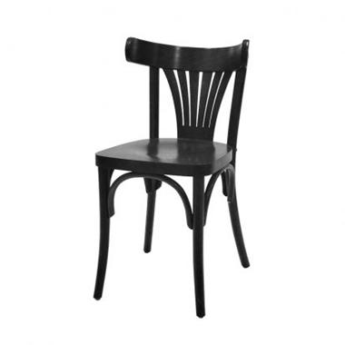 כסאות: כסא עץ לפינת אוכל דגם מיילי