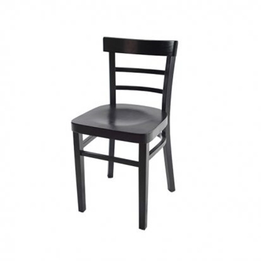 כסאות: כסא עץ לפינת אוכל דגם שרית