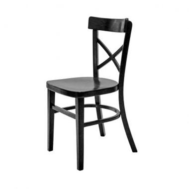 כסאות: כסא עץ לפינת אוכל דגם עוזי