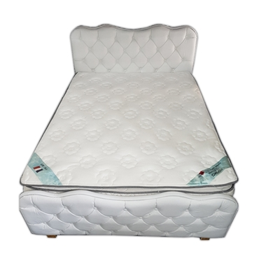 מיטות: מיטה זוגית דגם פריז