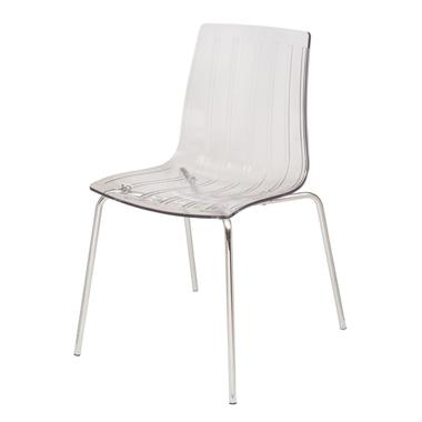 כסאות: כסא פלסטיק לפינת אוכל דגם סוזי