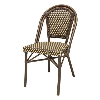 כיסאות: כיסא ראטן נערם לפינת ישיבה דגם ראטן יפן