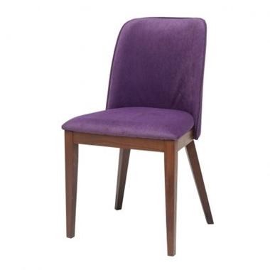 תמונה של כורסאות: כורסה בעלת מושב מרופד דגם אפי עץ בוק