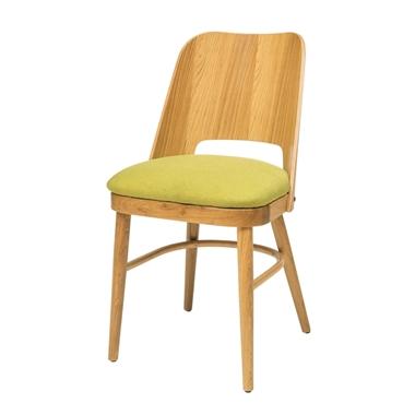 כורסאות: כורסה בעלת מושב מרופד דגם אבנר