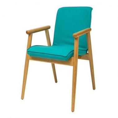 כורסאות: כורסה בעלת מושב מרופד דגם מוניקה