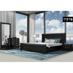 תמונה של חדר שינה: חדר שינה זוגי מרהיב ביופיו דגם טוקיו